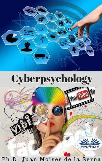 Cyberpsychology - Mind And Internet Relationship - cover