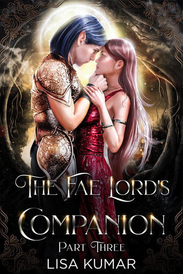 The Fae Lord's Companion - Part Three - cover