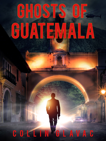 Ghosts of Guatemala - cover