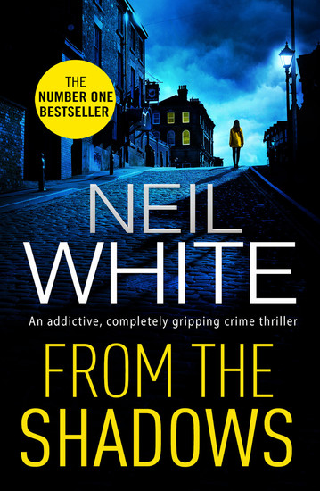 From The Shadows - An addictive completely gripping crime thriller - cover