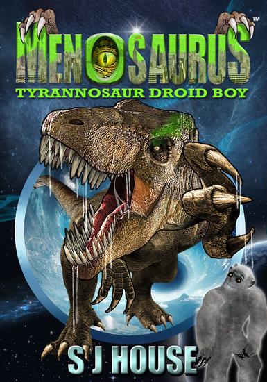 MenoSaurus - cover