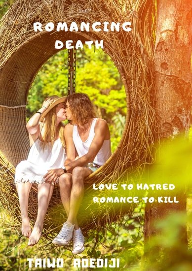 Romancing Death - a tale of blood and love - cover