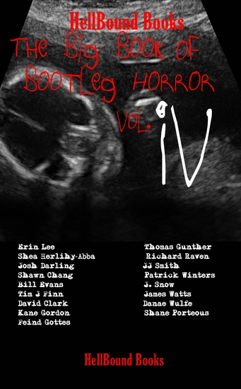 The Big Book of Bootleg Horror Vol IV - cover