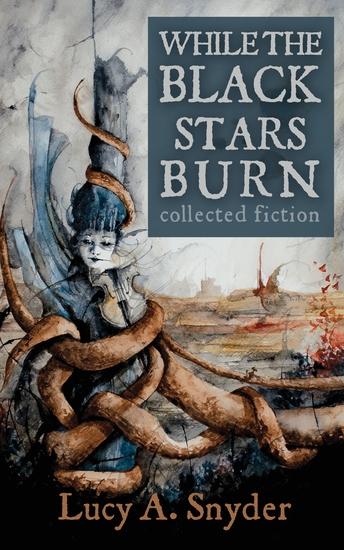 While the Black Stars Burn - cover