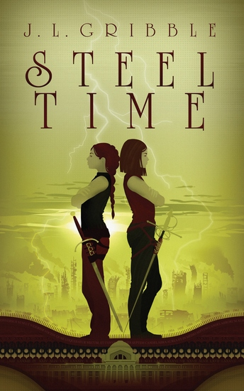 Steel Time - cover