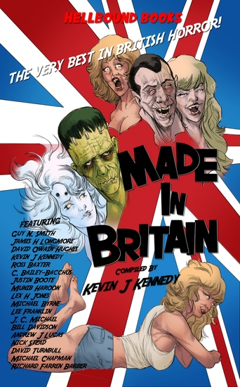 Made in Britain - cover