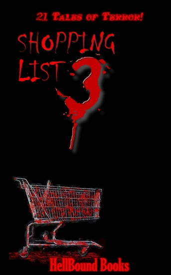 Shopping List 3 - cover