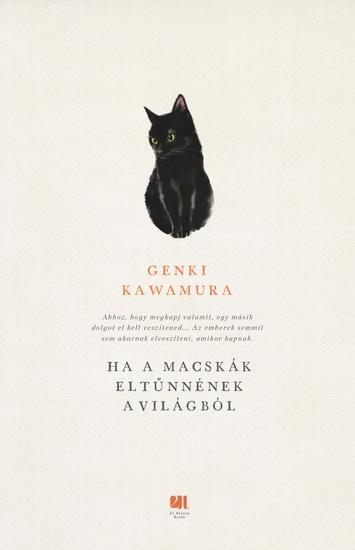 Ha a macskák eltűnnének a világból - cover
