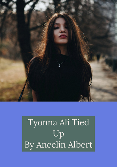 Tyonna Ali Tied Up - cover