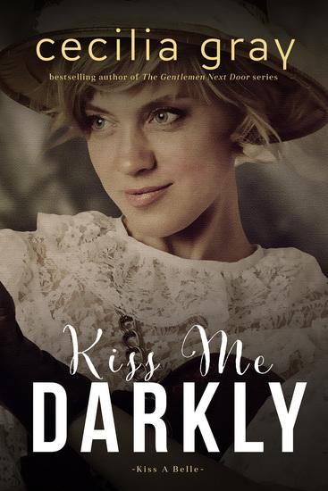 Kiss Me Darkly - cover