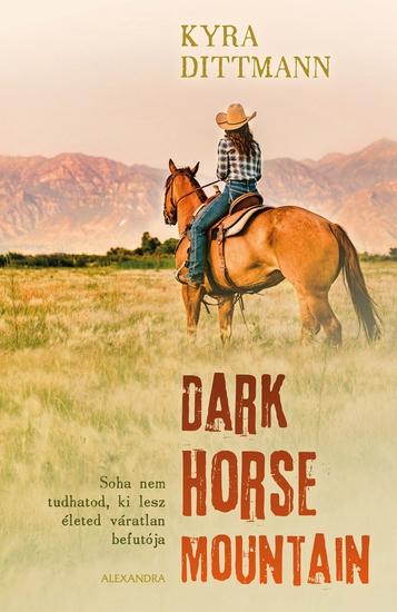 Dark Horse Mountain - cover