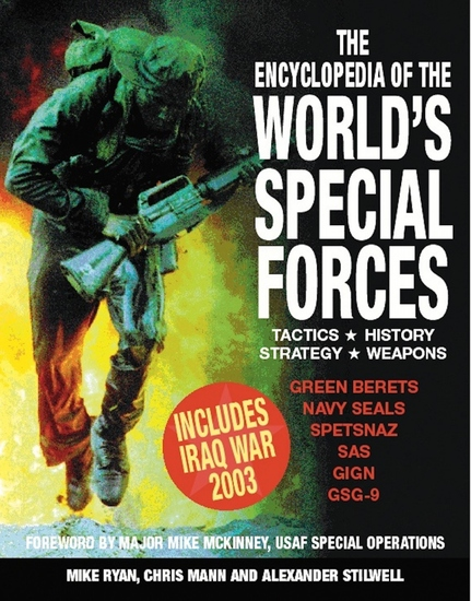 The Encyclopedia of the World's Special Forces - cover
