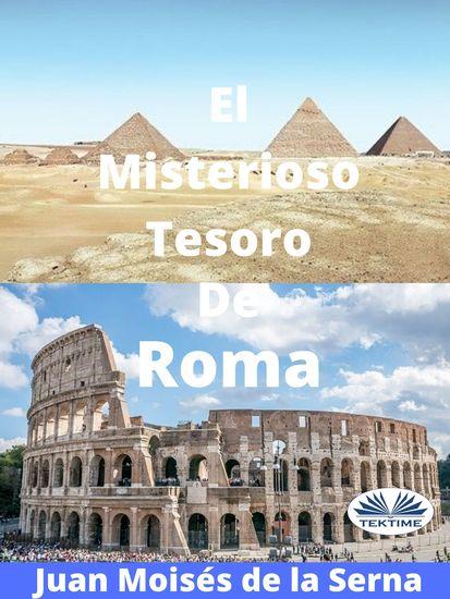 El Misterioso Tesoro De Roma - cover