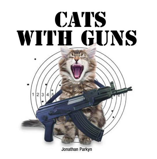 Cats with Guns - cover