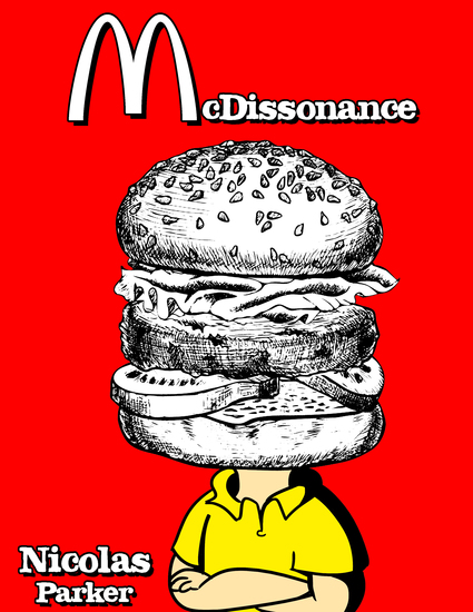 McDissonance - cover