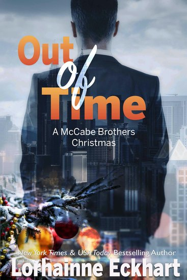 Out of Time - A McCabe Brothers Christmas - cover