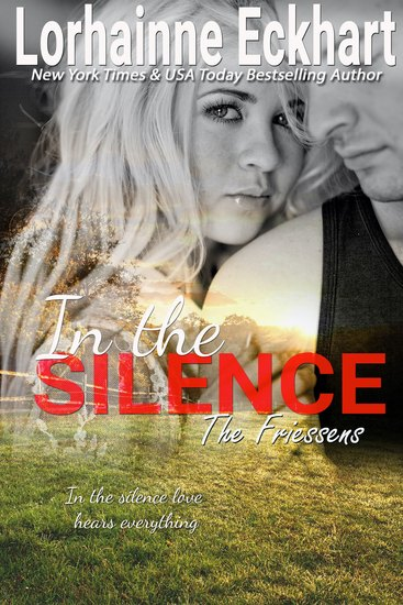 In the Silence - cover