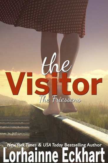 The Visitor - cover