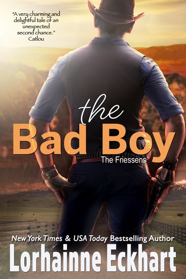 The Bad Boy - cover
