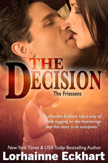 The Decision - (Brad & Emily) - cover