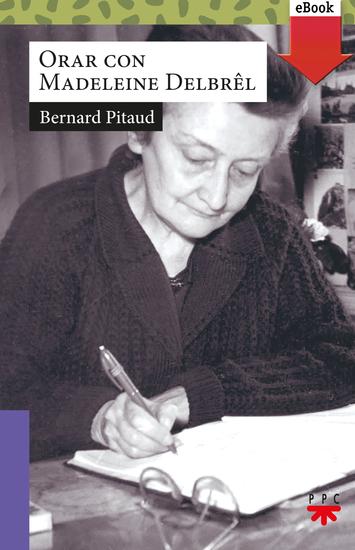 Orar con Madeleine Delbrel - cover