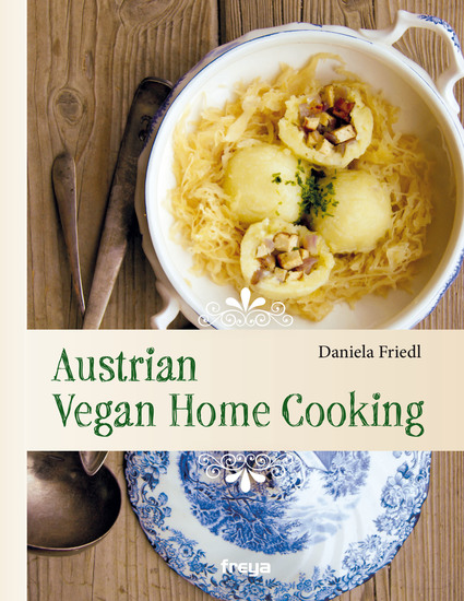 Austrian Vegan Home Cooking - cover