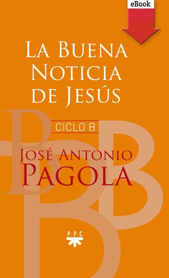 La buena noticia de Jesús Ciclo B - cover