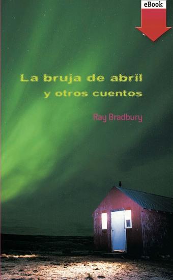 La bruja abril y otros cuentos - cover