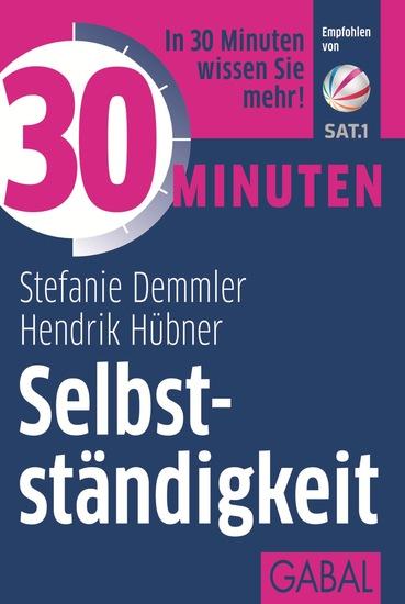 30 Minuten Selbstständigkeit - cover