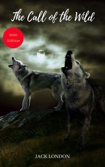 The Call of the Wild (Wisehouse Classics - with original illustrations) - cover