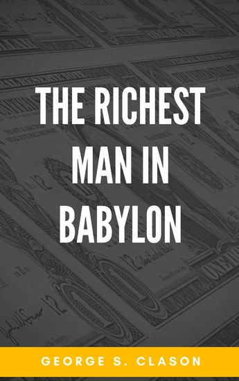 The Richest Man in Babylon - cover