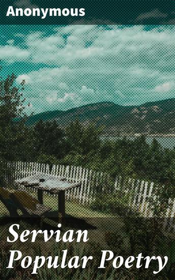 Servian Popular Poetry - cover