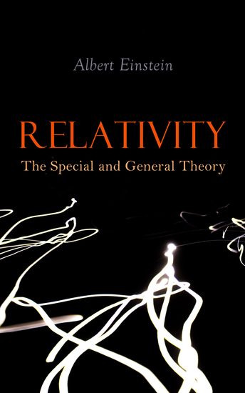 Relativity: The Special and General Theory - cover
