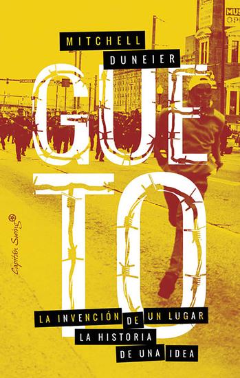 Gueto - cover