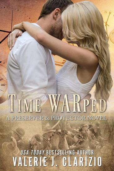 Time WARped - A Preserver & Protector Novel - cover