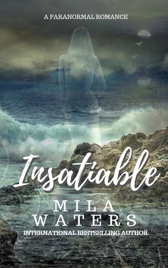 Insatiable - cover