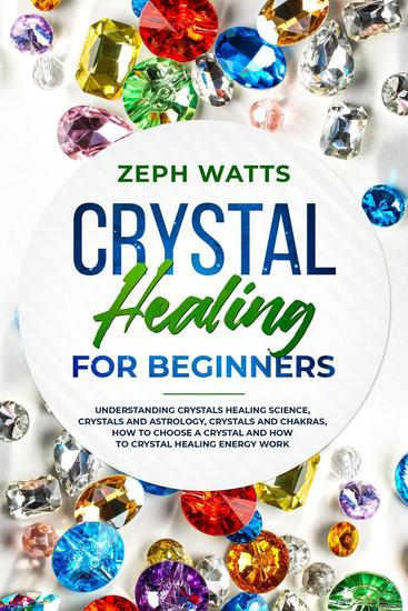 Crystal Healing for Beginners - cover