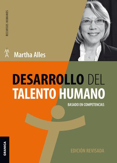 Desarrollo del talento humano - Basado en competencias - cover