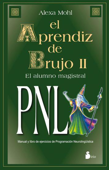 El aprendiz de brujo II - El alumno magistral - cover