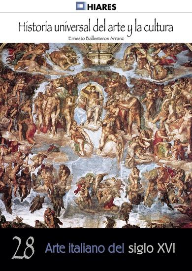 Arte italiano del siglo XVI - cover