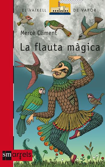 La flauta màgica - cover