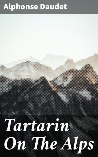 Tartarin On The Alps - cover