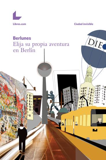 Elija su propia aventura en Berlín - cover