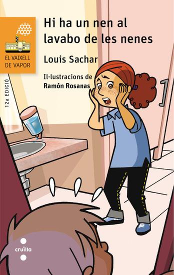 Hi ha un nen al lavabo de les nenes - cover