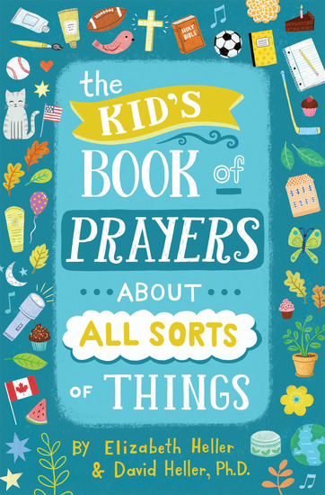 The Kid's Book of Prayers about All Sorts of Things (revised) - cover