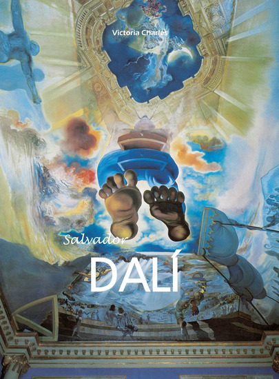 Salvador Dalí - cover