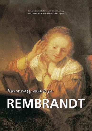 Harmensz van Rijn Rembrandt - cover