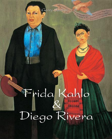 Frida Kahlo & Diego Rivera - cover