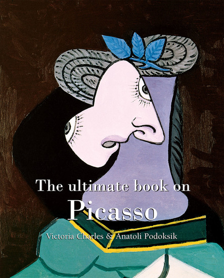 The ultimate book on Picasso - cover