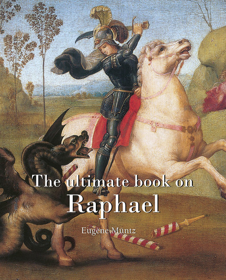 The ultimate book on Raphael - cover